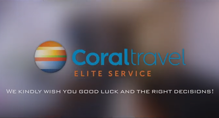 Travel Agency Chain Coral Elite Service